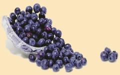 Фиолетовые плоды