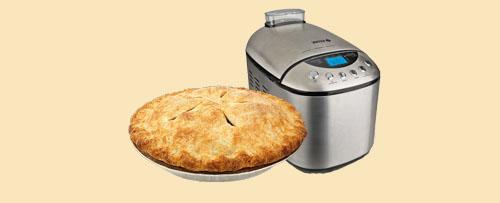 Как испечь пирог в хлебопечке
