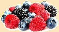 Ягоды и антиоксиданты
