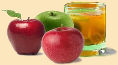 детский яблочный кисель рецепт