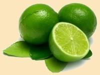 Лайм - зеленый лимон