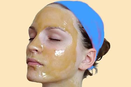 Масло льняное маска для лица