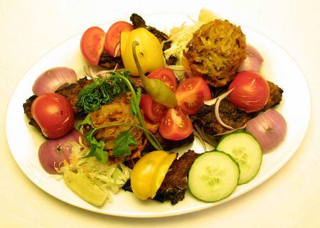 Блюдо из косули серж маркович