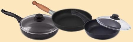 Сковорода – королева кухни