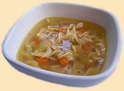 как приготовить виготарианский суп